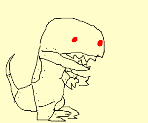 robo t rex