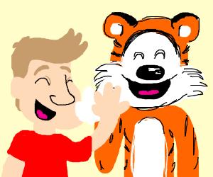 Jazza And Hobbes