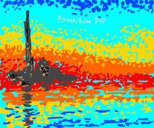 pointillism PIO