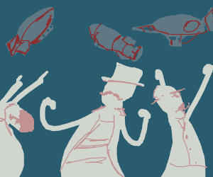 we like zeppelins!