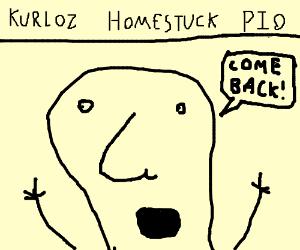 Kurloz Makara from Homestuck (pio)