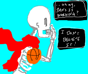 disbelief papyrus PIO - Drawception
