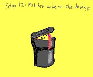 Step 11: buy a waifu