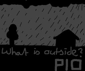What is outside? PIO (nature)