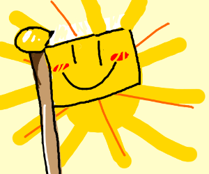 Happy Flag Time