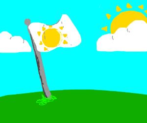 sunshine flag