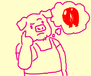 Needs more pork sausages