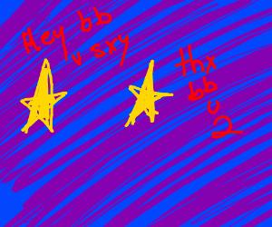 the stars wooed