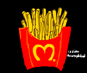McDonald's Fries (Mission Accomplished)