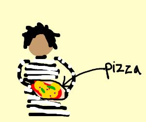 Pizzaburglar