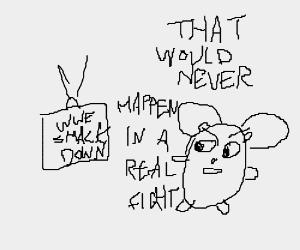 Realistic Hamster