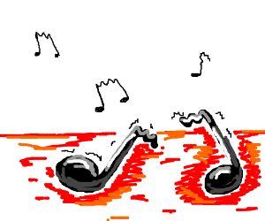 Broken Saxophone Clipart Pack 5093