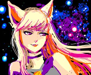 Starguardian Ahri (LoL)