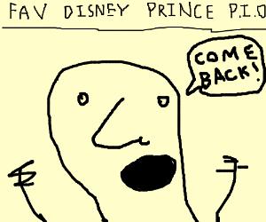 Your favorite Disney Prince (PIO)