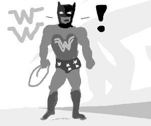 But i really am Wonder Woman!- Batman