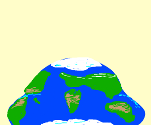earth is melting