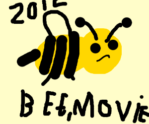 Bee Movie advertisement
