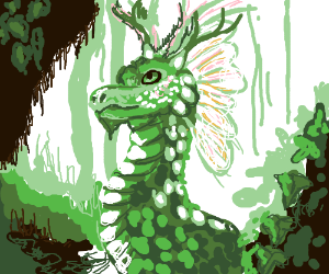 Forest Nymph Dragon