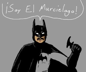 Mexican Batman
