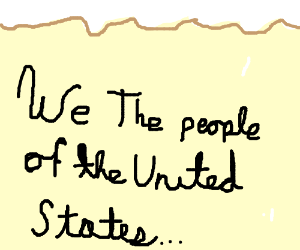 The preamble to the constitution