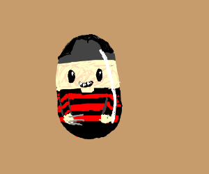 Freddy Kruger is now a Weeble