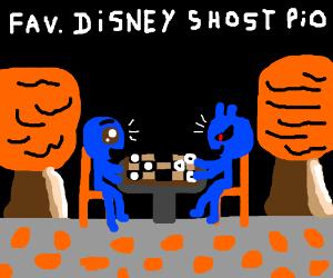 Fav. Disney Short PIO