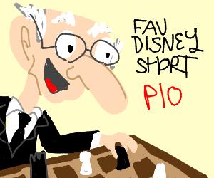 Fav disney short film PIO