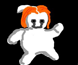 ginger ghost