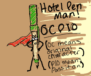 oc pio (pass it on)
