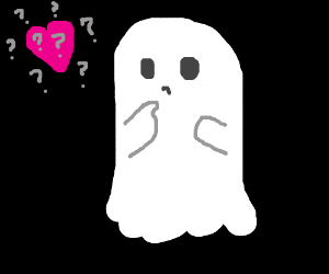 Ghost wonders what is love?