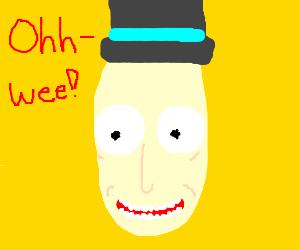 Mr poopy buthole