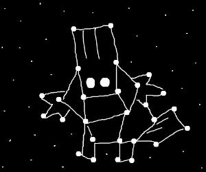 mudkip constellation