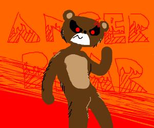 Anger Bear