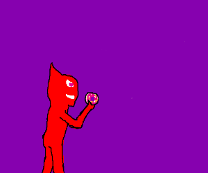 the devil loves doughnuts