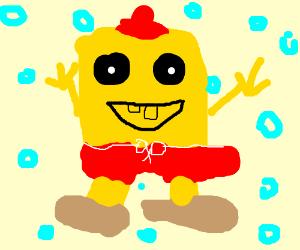sponge mannnn