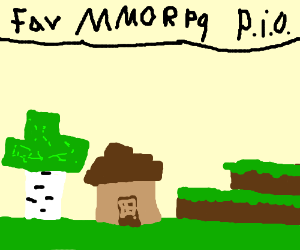 Fav MMORPG pio
