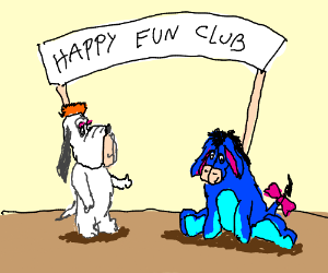 Not so fun Fun Club