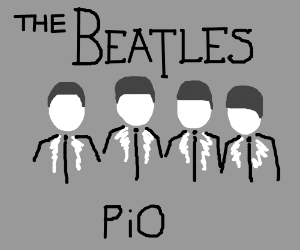 The Beatles PIO