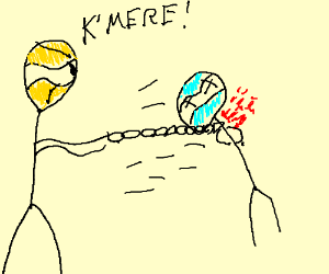 mortal kombat stick figures