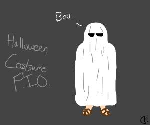 Halloween costume PIO