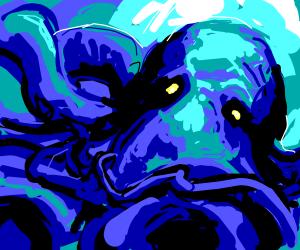 The Kraken!