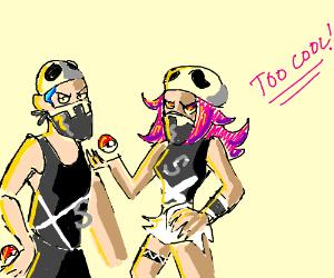 Team Skull is cool
