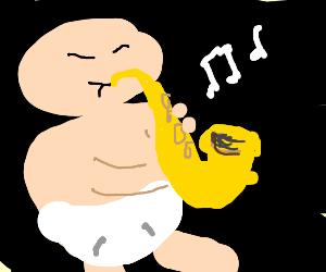 Big baby Jazza