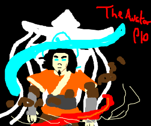 The avatar P.I.O