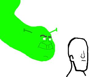 Shrek Takes Over