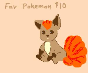 Favorite Pokémon, PIO