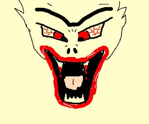 Draw Something Scary Drawception