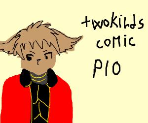 Twokinds Comic PIO