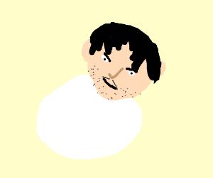 A young Ashton kutcher
