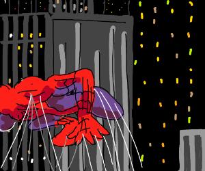 Spiderman Balloon Parade